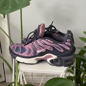 Nike Air Max Plus In Purple/Grey